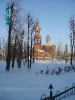 Церковь п. Медведево РМЭ