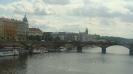 Чехия :: Мост через реку Влтава