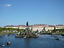 Россия :: Верхний сад — часть дворцово-паркового ансамбля «Петергоф».