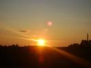 Небо :: Закат на Белом море