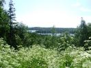 Природа родной страны (РОССИЯ) :: Вид с вершины горы о.Анзер