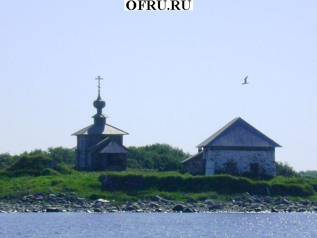 Храм на Заяцком острове